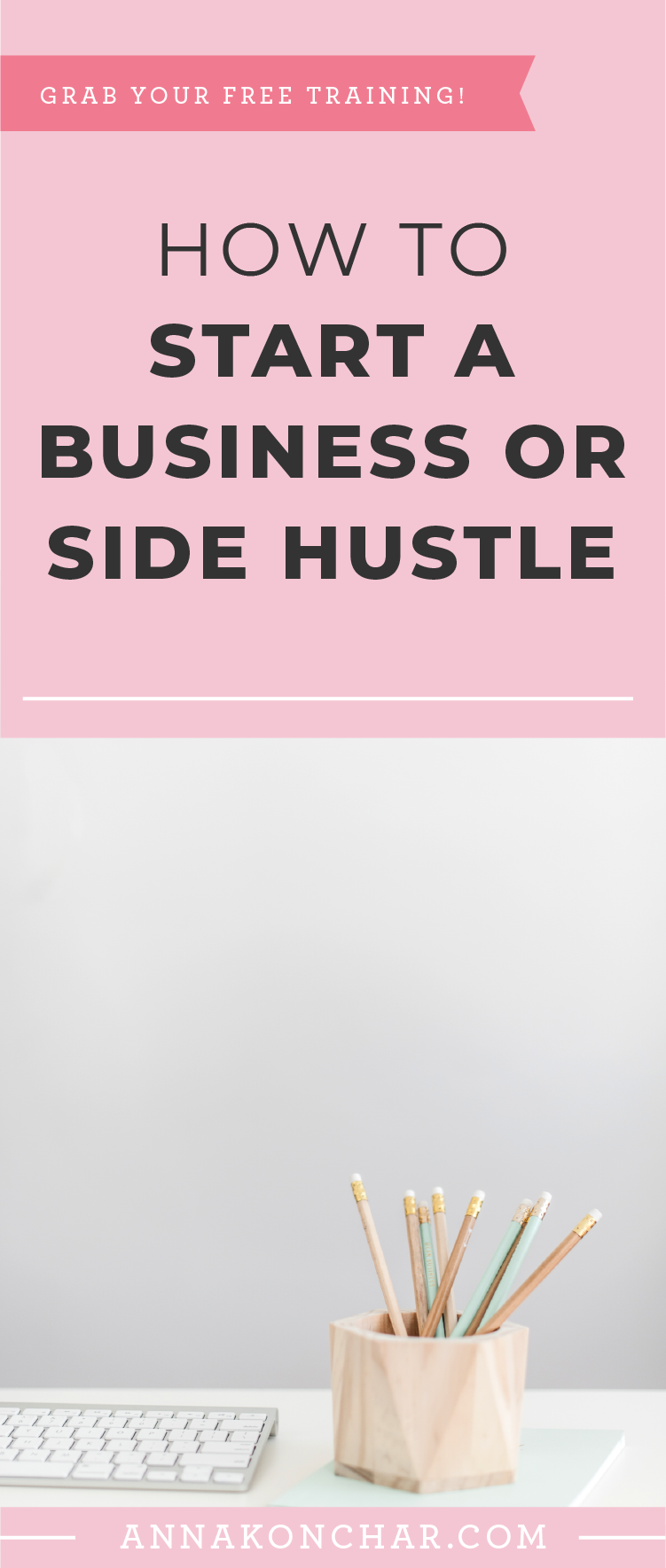 how to start a business or side hustle
