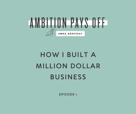 How I Built a Million Dollar Business