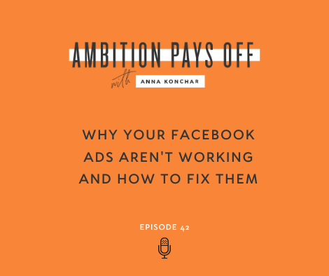 Why your Facebook ads aren't working and how to fix them